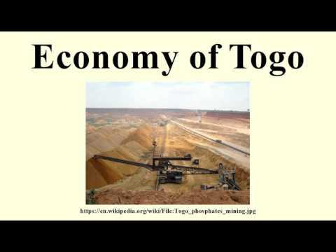 Economy of Togo