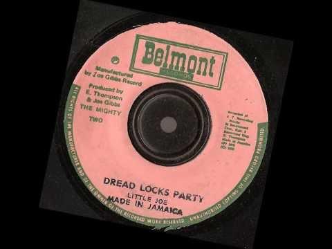 Little Joe -- dread locks party & dread locks affair -- belmont records