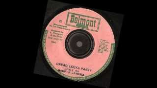 Little Joe -- dread locks party & dread locks affair -- belmont records
