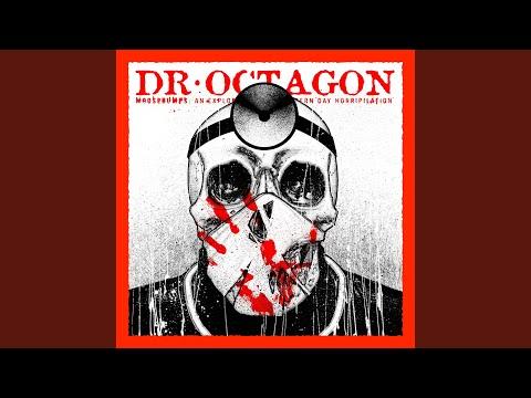 Dr. Octagon Area 54 Artwork