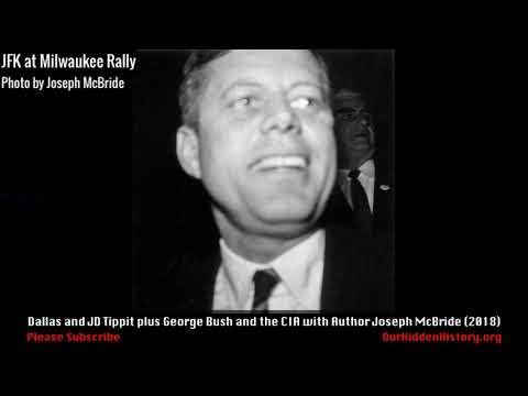 Jfk Assassination Era Dallas Jd Tippit And George Hw Bush