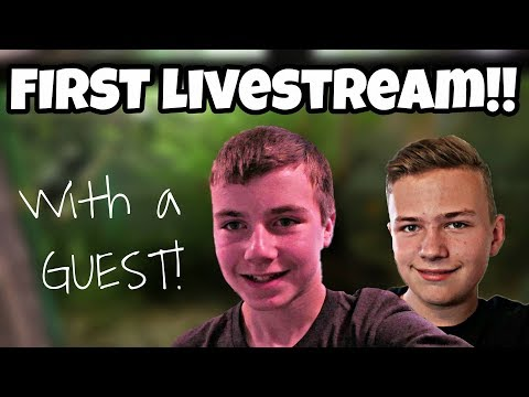 Youth In The Aquarium Hobby- Flynn's Fish Forum LIVE- Episode 1 With Danny's Aquariums