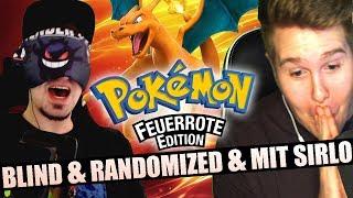 Pokémon Feuerrot, aber blind, randomized und mit Sirlo!