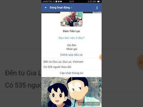 cách hack người theo dõi trên facebook bằng điện thoại - Hack like và tăng người theo dõi facebook (bằng điện thoại)