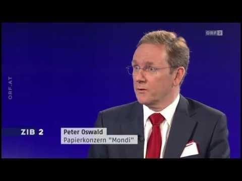ZIB2 MMag. Peter Oswald zum UNO-Klimabericht