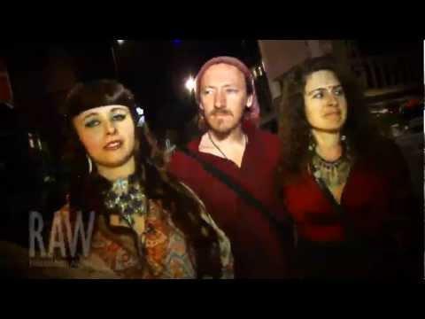Bedora Noire at Cincinnati RAW