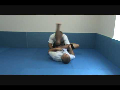 Armbar to Triangle Sequence