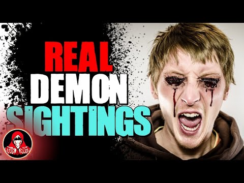 6 REAL Demon Ghost Stories