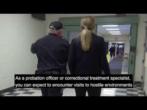 Probation Officer Career Video