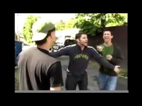 Original David Blaine Street Magic Parody Full Screen HD