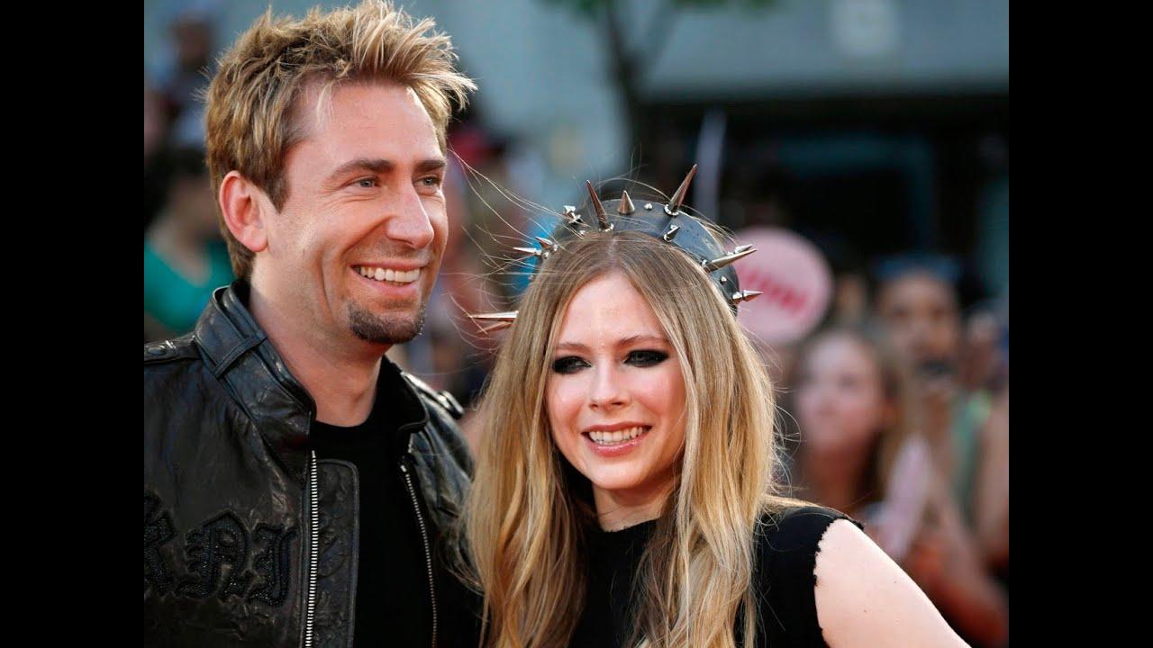 Avril Lavigne And Chad Kroeger Announce Split While Robert Pattinson Wedding  Crashes