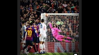 La genialidad del golazo de Leo Messi