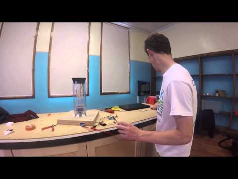 Andrew S - Magnetic Levitation Final Video (Student Defined Project)