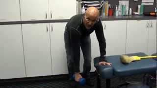 Best 3 Shoulder Rehab Exercises for Frozen Shoulder & Bursitis for Home / Dr. Mandell