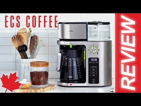 Braun MultiServe Review 2019! | SCA Certified Machine