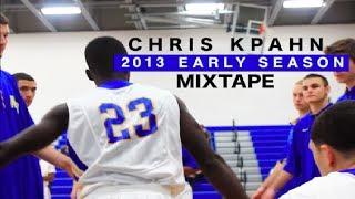 chris kpahn 2013 early season mixtape