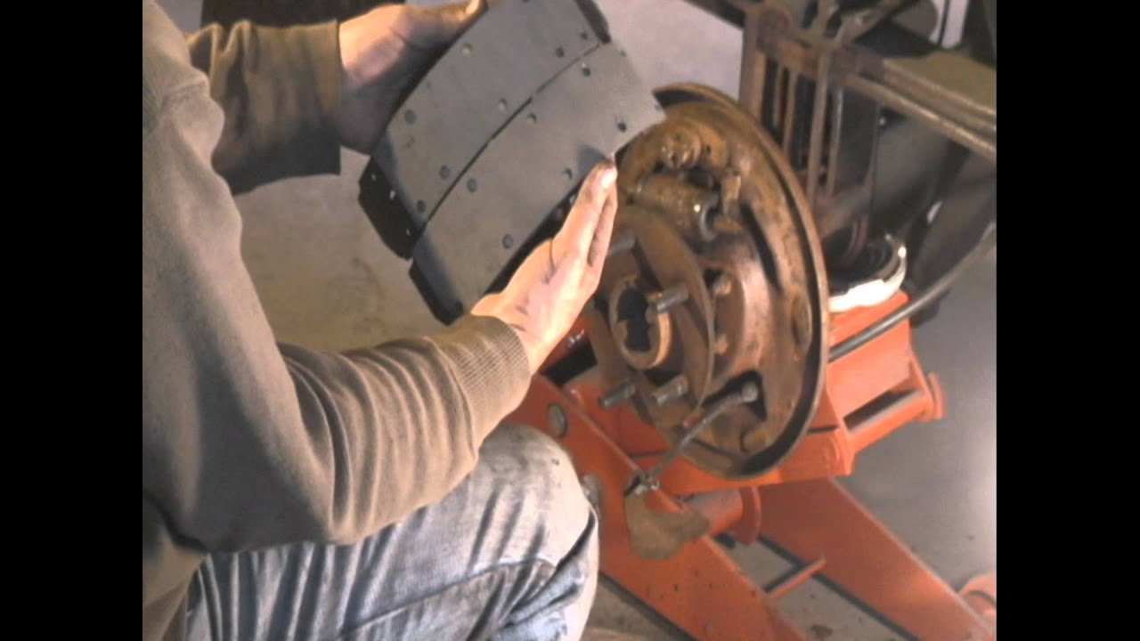2000 ford ranger rear brake diagram code alarm ca1053 wiring 92 drum brakes how to fl studio youtube