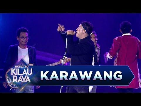 "Repvblik Band ""Hanya Ingin Engkau Tau"" Bikin Karawang Bergoyang - Road to Kilau Raya (18/3)"
