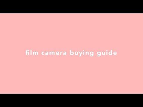 How To Buy Film Cameras