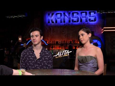 Dana Cortez Show interviews cast of ALITA: Battle Angel