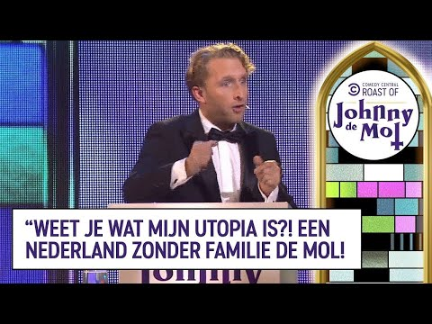 Roast van Johnny de Mol – Peter Pannekoek