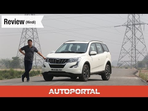 Mahindra XUV 500 - (Hindi) Test Drive Review - Autoportal