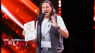 Patricks Stimmen stimmen die Jury um | Das Supertalent 2017 | Sendung vom 11.11.2017