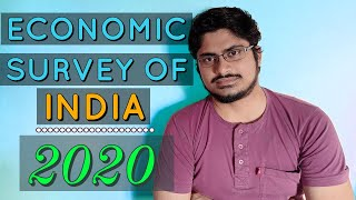 Economic Survey of India 2020 (Complete Coverage of Chapters 1, 2 and 3) | Economics (2020)