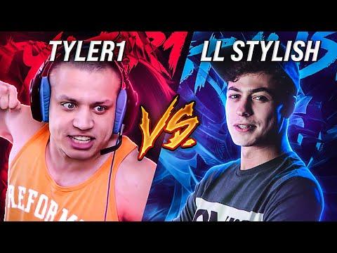 LL STYLISH | LL STYLISH VS LOLTYLER1 - THE SHOWDOWN!
