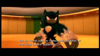 Sonic Unleashed Part 5 Savannah Citadel Act 1 [NightTime] (PS3)