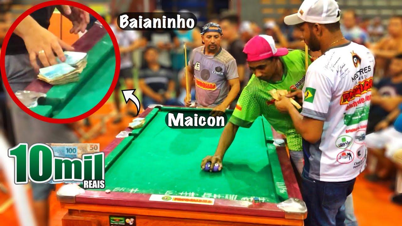 Clássico da Rivalidade  BAIANINHO DE MAUA X MAICON DE TEIXEIRA