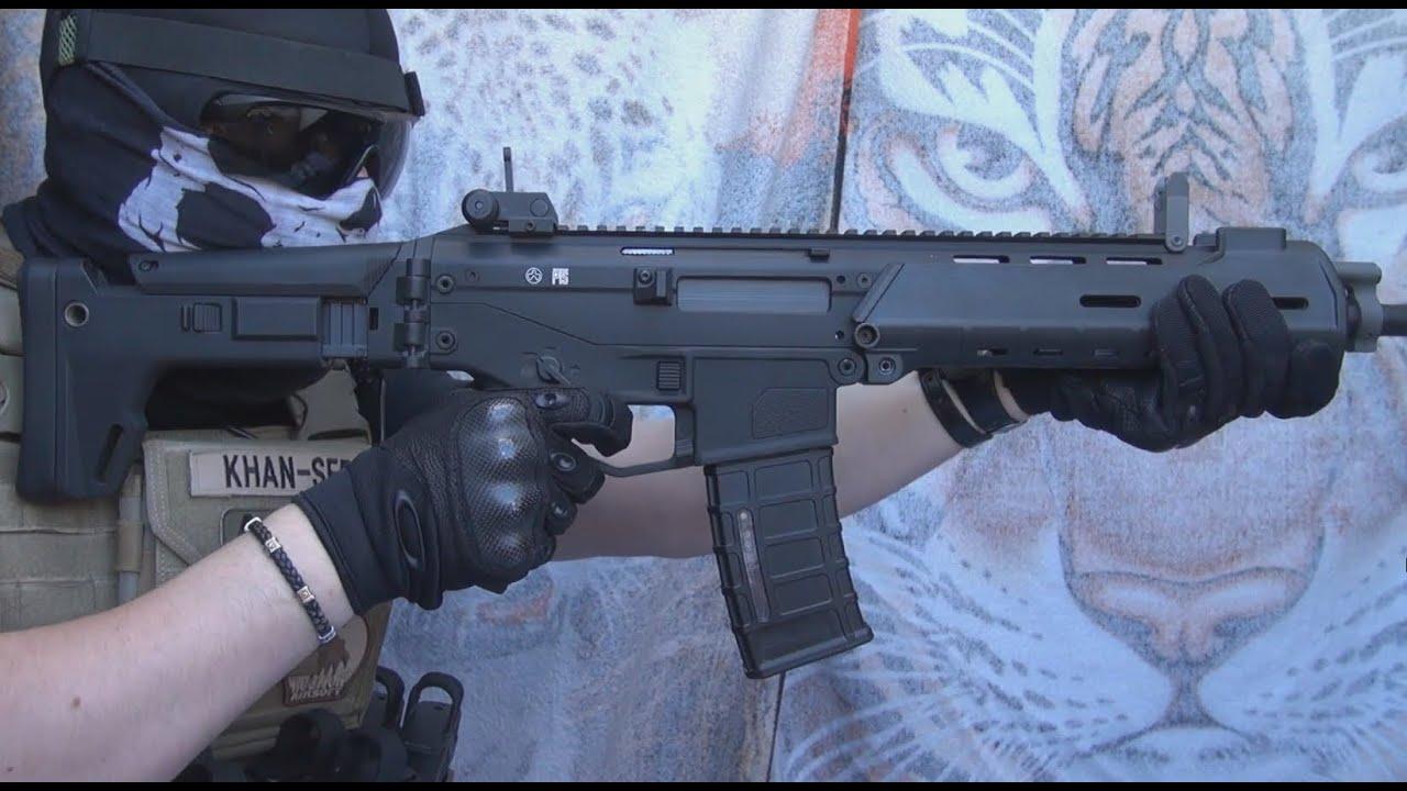 Acr Airsoft Gun airsoft) masada acr a&k - youtube