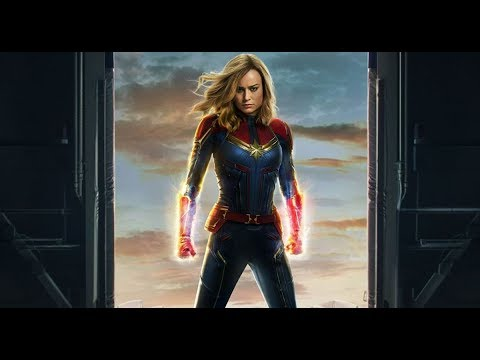 Captain Marvel [Limited Blu-Ray Steelbook] l Let's zeigen #82