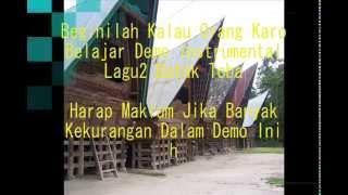 Gondang Batak (Demo Instrumental Campuran Lagu-lagu Batak)