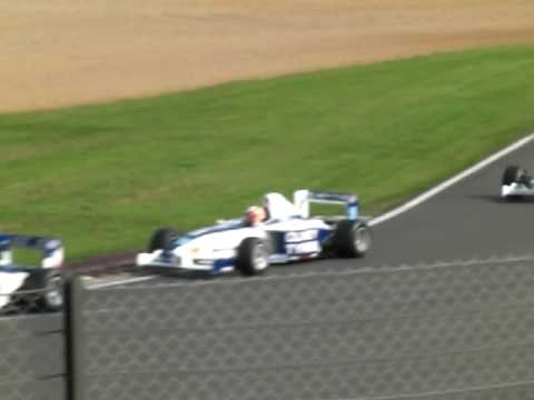 Britar 24hour 2008 Formula Palmer audi