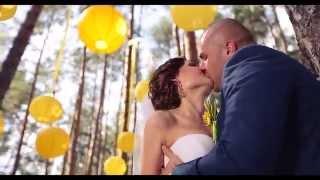 Идеальная свадьба Максима и Марины. Свадебное видео. Полтава