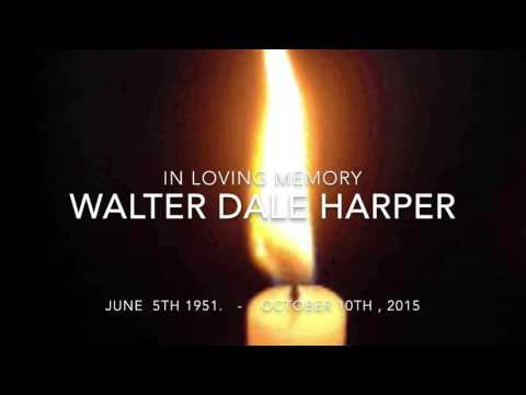 Walter Dale Harper