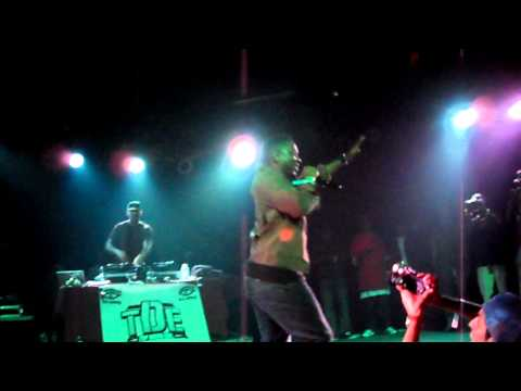 Kendrick Lamar - Alien Girl Live The Glass House Pomona, CA 9/8/11