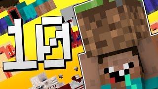 10 Funniest Skins in Minecraft
