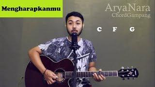 Chord Gampang (Mengharapkanmu - Tegar) by Arya Nara (Tutorial Gitar) Untuk Pemula