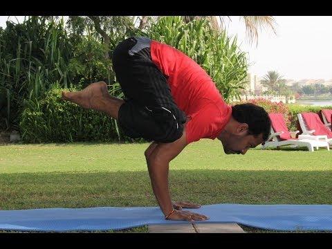 Yoga Dubai - Business Bay - Mantra Fitness Club - Yoga with Shaji
