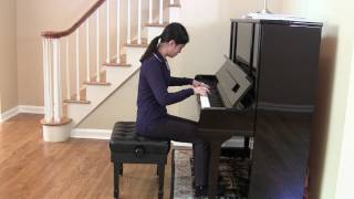 Faith (11) - Beethoven Sonata No.9 in E Major Op.14 No.1 Mov.2