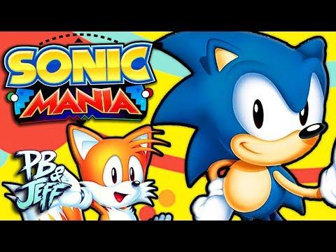CO-OP (Sorta)! - Sonic Mania (Part 1)