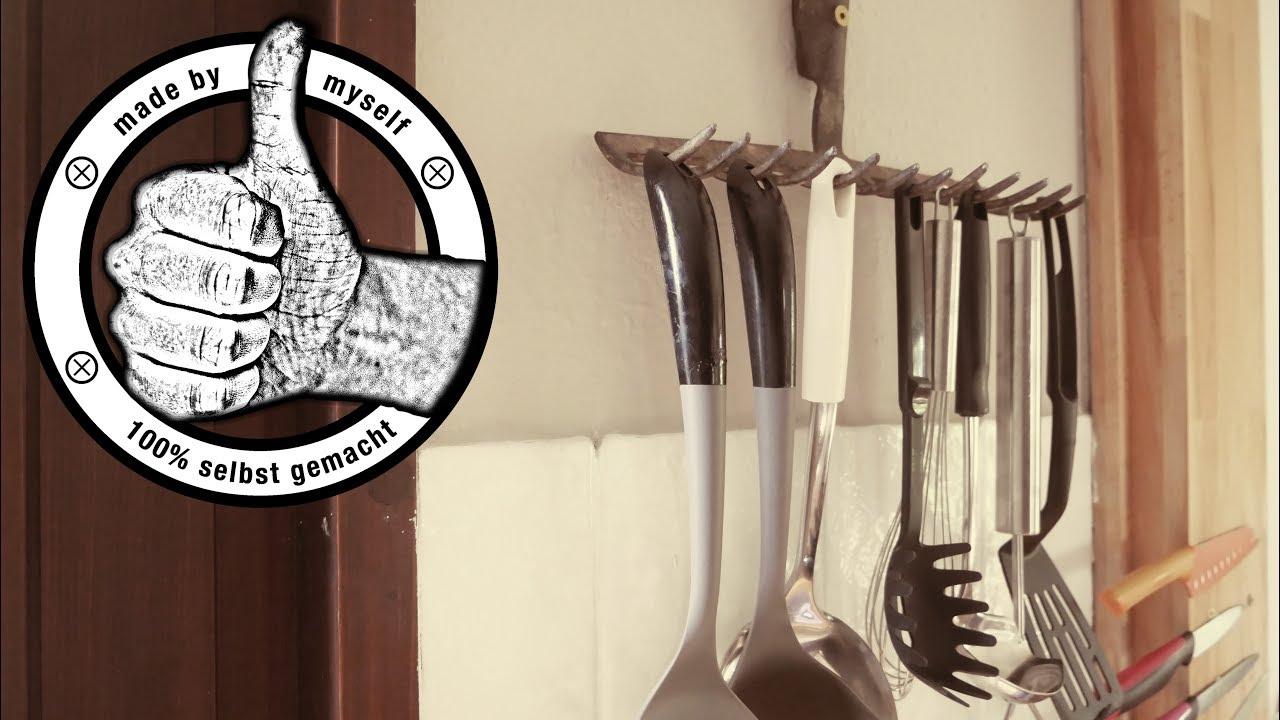 diy deko kitchen hacks f r ordnung in der k che alter rechen kitchen makeover youtube. Black Bedroom Furniture Sets. Home Design Ideas