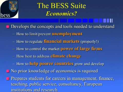 Business, Economic & Social Studies (BESS) - Open Day 2011