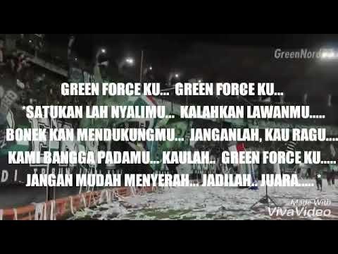 New Chant Green Nord