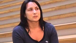 Первый канал о предстоящем наборе в Академию танца Бориса Эйфмана, февраль 2014.