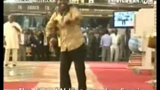 SCOAN 23 March 14: TB Joshua A Good Dancer. Yes Lord Jesus We Thank You For His Life, Emmanuel TV