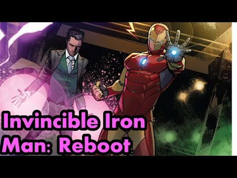 Invincible Iron Man (2016): Reboot – The Complete Story (Remastered!)