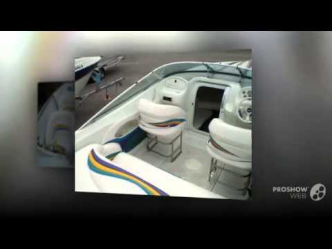 Baja 272 power boat, offshore boat year - 1995